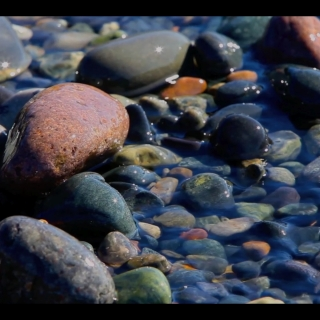 "DS2047 – Water Series – ""Pebble Treasures"" – 15mn – Full HD"