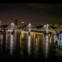 "DS4063 – Urban Night Series – ""London in her gown of light"" – 15mn – Full HD"