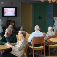 Projection unité Alzheimer